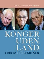Konger uden land - Erik Meier Carlsen