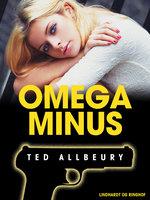 Omega Minus - Ted Allbeury