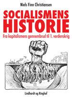 Socialismens historie. Fra kapitalismens gennembrud til 1. verdenskrig - Niels Finn Christiansen
