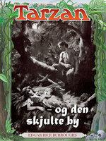 Tarzan og den skjulte by - Edgar Rice Burroughs