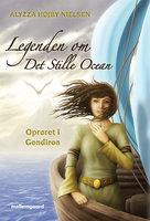 LEGENDEN OM DET STILLE OCEAN - Alyzza Højby Nielsen