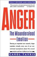 Anger: The Misunderstood Emotion - Carol Tavris