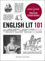 English Lit 101 - Brian Boone
