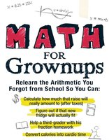 Math for Grownups - Laura Laing