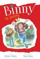 Binny in Secret - Hilary McKay