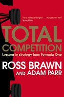 Total Competition - Ross Brawn,Adam Parr