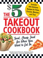 The $5 Takeout Cookbook - Rhonda Lauret Parkinson