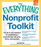 The Everything Nonprofit Toolkit - Jim Goettler