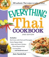 The Everything Thai Cookbook - Jam Sanitchat