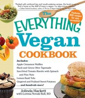 The Everything Vegan Cookbook - Lorena Novak Bull, Jolinda Hackett