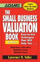 The Small Business Valuation Book - Lawrence W Tuller