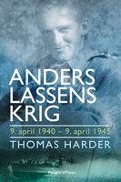Anders Lassens krig - Thomas Harder