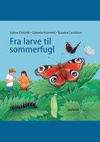 Fra larve til sommerfugl - Sabine Choinski,Gabriela Krümmel