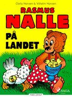 Rasmus Nalle på landet - Carla Hansen,Vilhelm Hansen