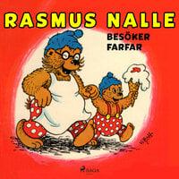 Rasmus Nalle besöker farfar - Carla Hansen,Vilhelm Hansen