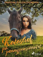 Katastrof på ponnypensionatet - Christine Pullein Thompson