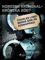 Charles Lindbergs son är kidnappad! - Diverse