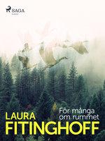 För många om rummet - Laura Fitinghoff