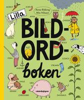 Lilla bildordboken - Anna Ribbing