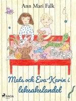 Mats och Eva-Karin i leksakslandet - Ann Mari Falk