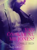 Vad önskar ni, mr Jones? - Camille Bech