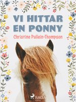 Vi hittar en ponny - Christine Pullein Thompson