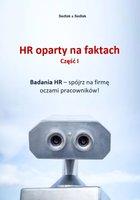 HR oparty na faktach. Badania HR - spójrz na firmę oczami pracowników! - Kazimierz Sedlak (redakcja)