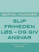 Slip friheden løs - og giv ansvar - Bertel Haarder
