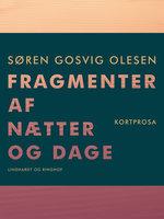 Fragmenter af nætter og dage. Kortprosa - Søren Gosvig Olesen