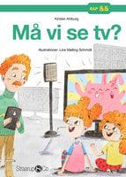 Må vi se tv? - Kirsten Ahlburg