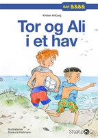 Tor og Ali i et hav - Kirsten Ahlburg