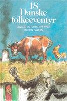 18 danske folkeeventyr - Preben Ramløv