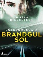 Göteborgsgata, brandgul sol - Ingela Hildestedt