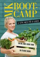 MK Bootcamp - 2 str ned på 9 uger - Michelle Kristensen
