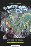Carlsens Moderne klassikere 2: Jules Vernes En verdensomsejling under havet - Peter Gotthardt