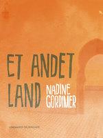 Et andet land - Nadine Gordimer