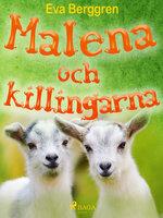 Malena och killingarna - Eva Berggren