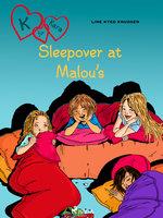 K for Kara 4 - Sleepover at Malou's - Line Kyed Knudsen