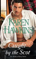 Caught by the Scot - Karen Hawkins