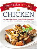 Slow Cooker Favorites Chicken - Adams Media