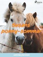 Susans ponny-sommar - Judith M. Berrisford