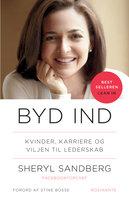 BYD IND - Sheryl Sandberg