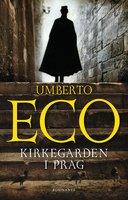 Kirkegården i Prag - Umberto Eco