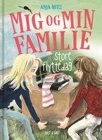 Mig og min familie. Store flyttedag - Anja Hitz