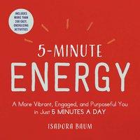 5-Minute Energy - Isadora Baum