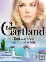 Een waterval van zonneschijn - Barbara Cartland