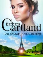 Een baldakijn van sterren - Barbara Cartland