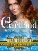 Haar onstuimige hart - Barbara Cartland