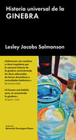 Historia universal de la ginebra - Lesley Jacobs Solmonson