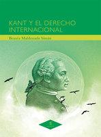 Kant y el derecho internacional - Beatriz Maldonado Simán